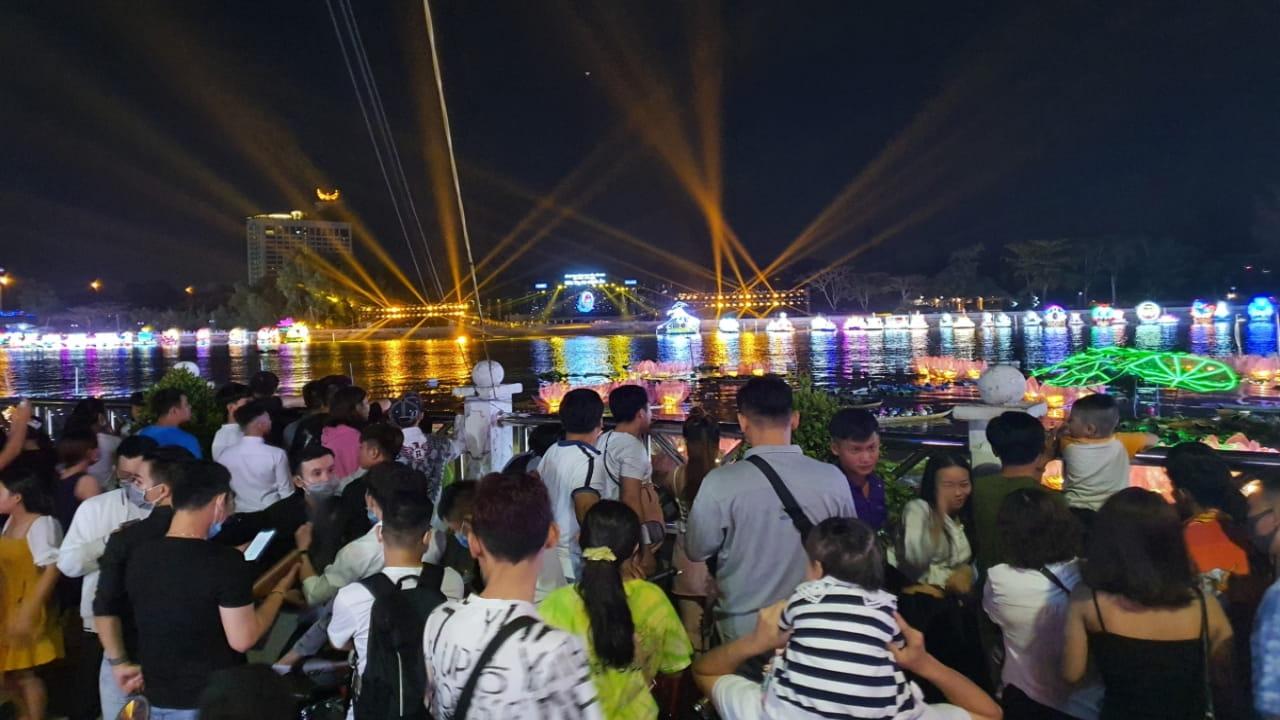Bến Ninh Kiều thành phố Cần Thơ