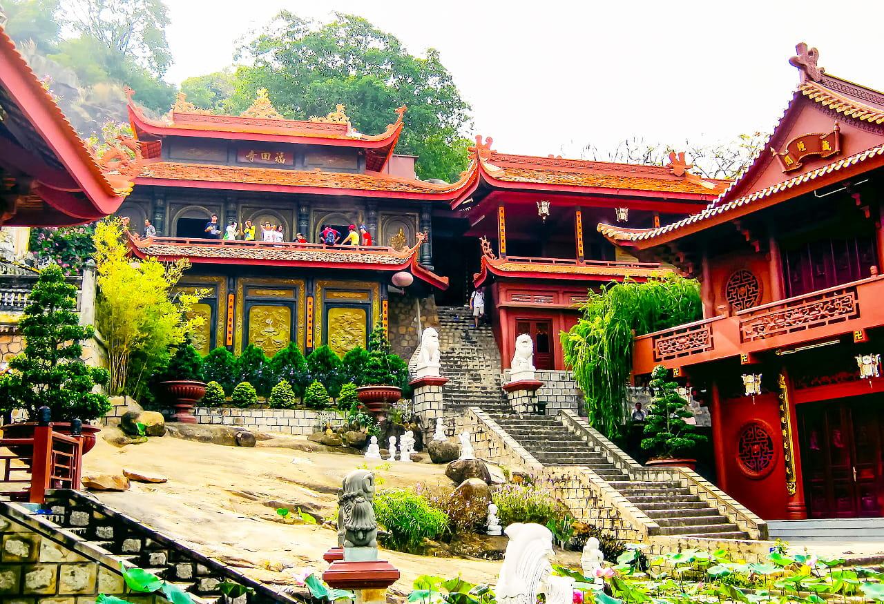 Các địa điểm du lịch ở An Giang