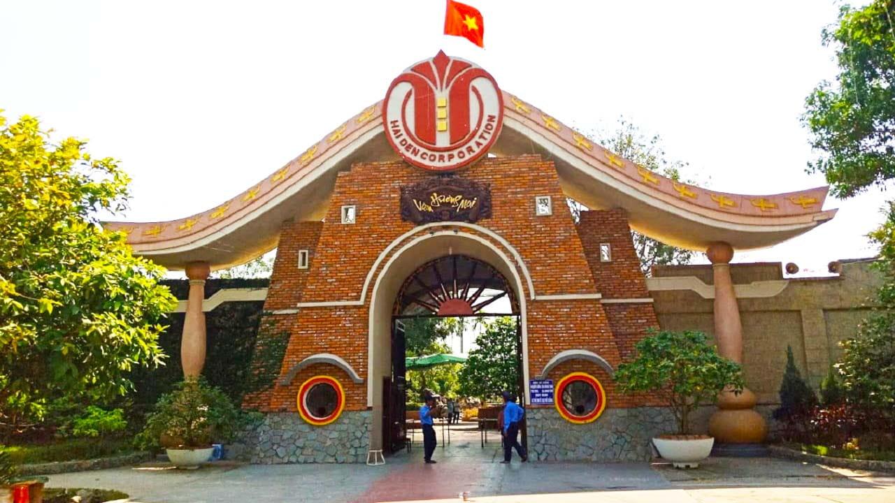 Các khu du lịch sinh thái ở An Giang