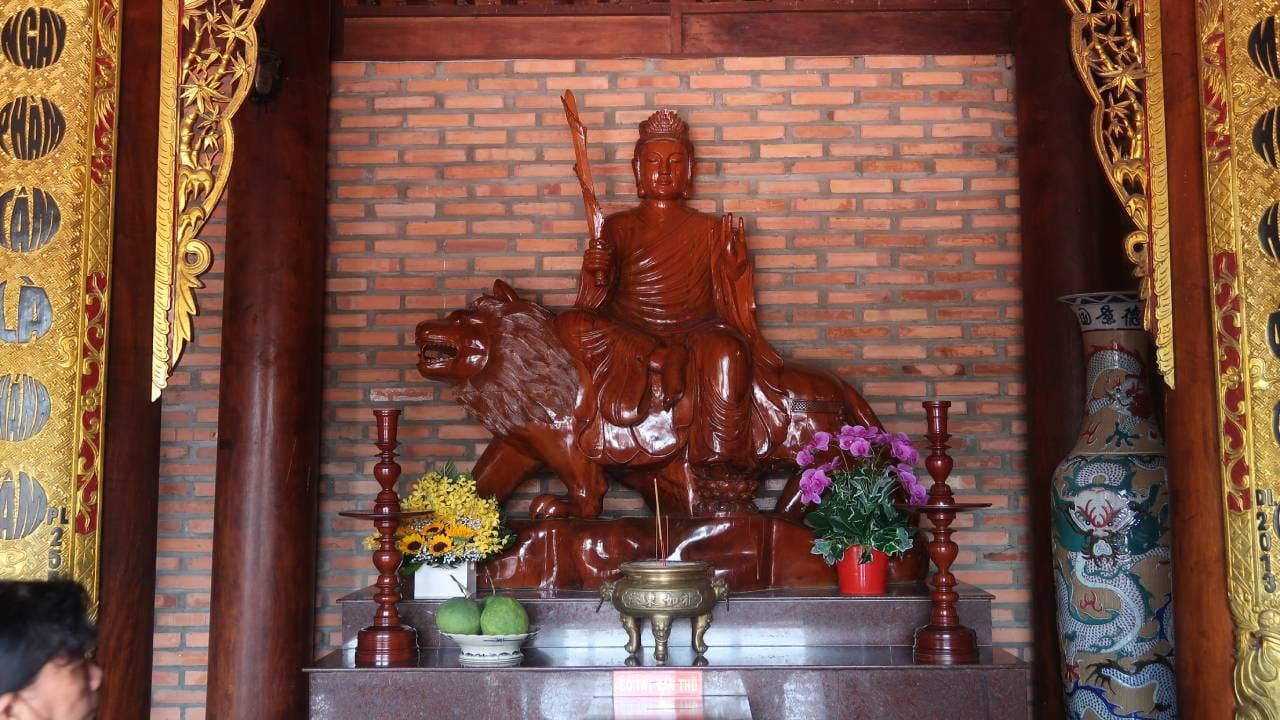 Chanh Dien Thien Vien Truc Lam