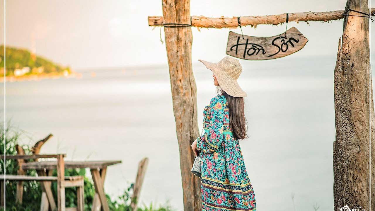 Check-in Hòn Sơn