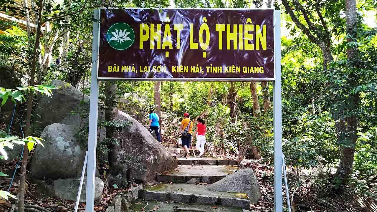 Viếng chùa Phật Lộ Thiên trên Ma Thiên Lãnh - Tour Hòn Sơn 2 ngày 1 đêm