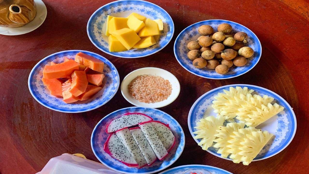 Cù lao Thới Sơn ở Tiền Giang