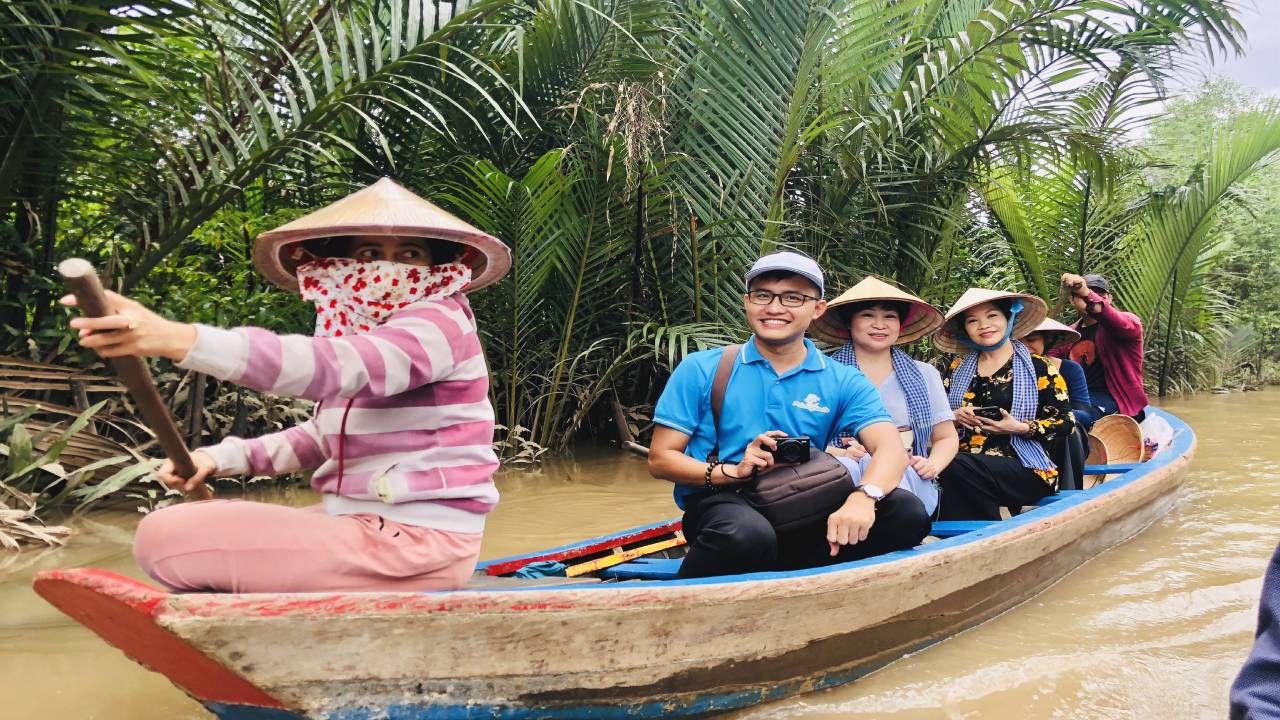Cù lao Thới Sơn Tiền Giang