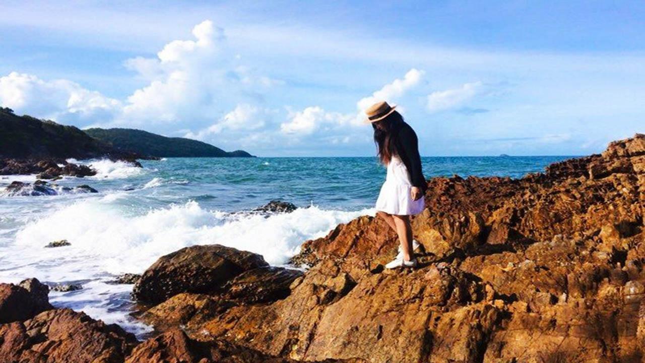 Đi đảo Nam Du