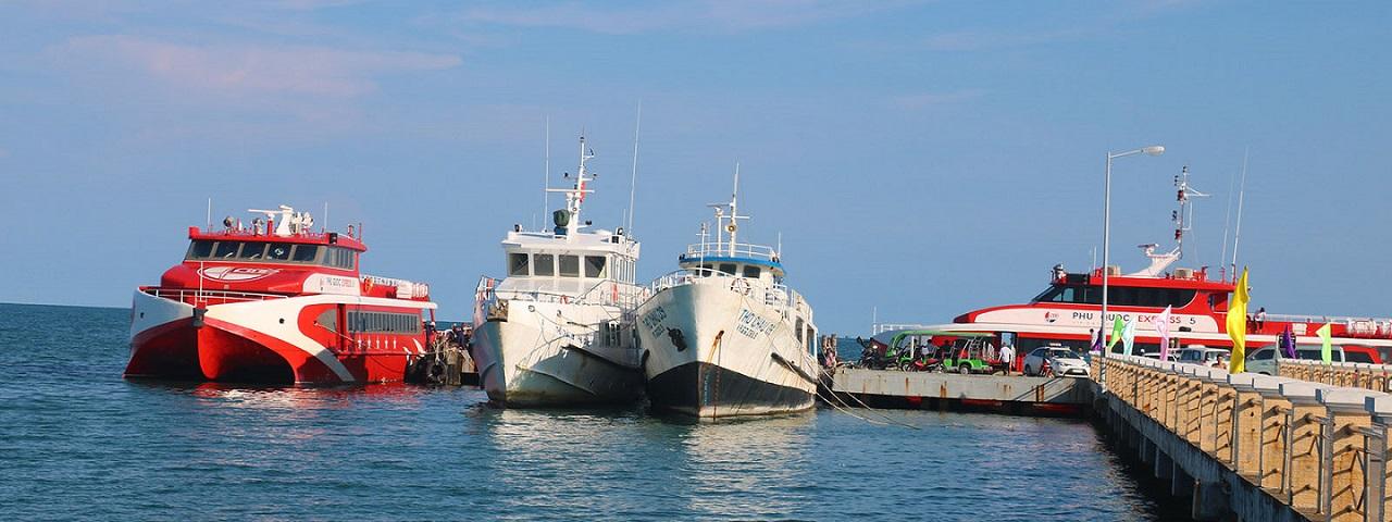 Bến Cảng Bãi Vòng Phú Quốc
