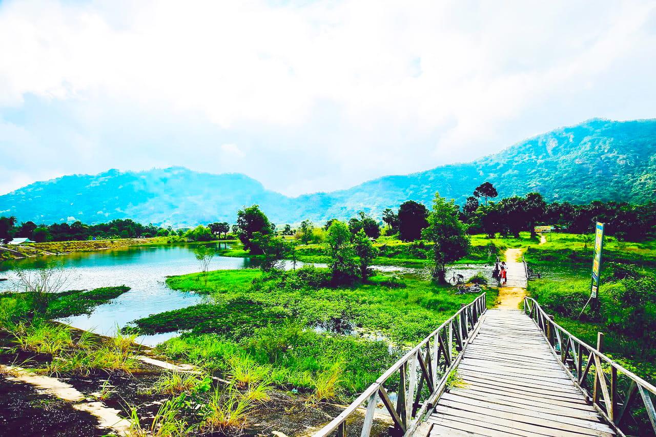 Điểm du lịch Châu Đốc