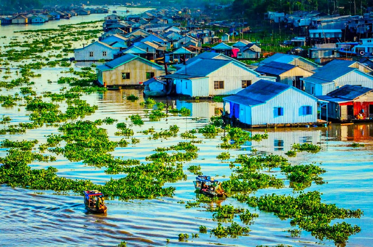Điểm du lịch ở An Giang