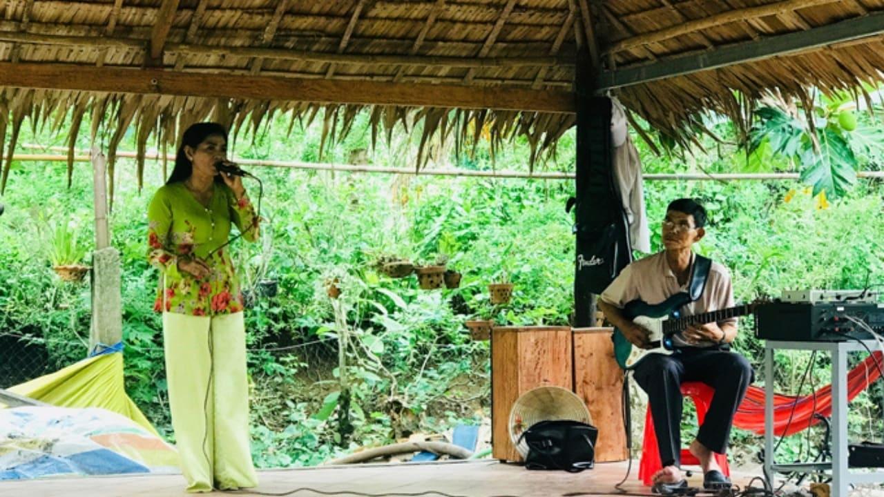 Đờn ca tài tử tại Cồn Sơn