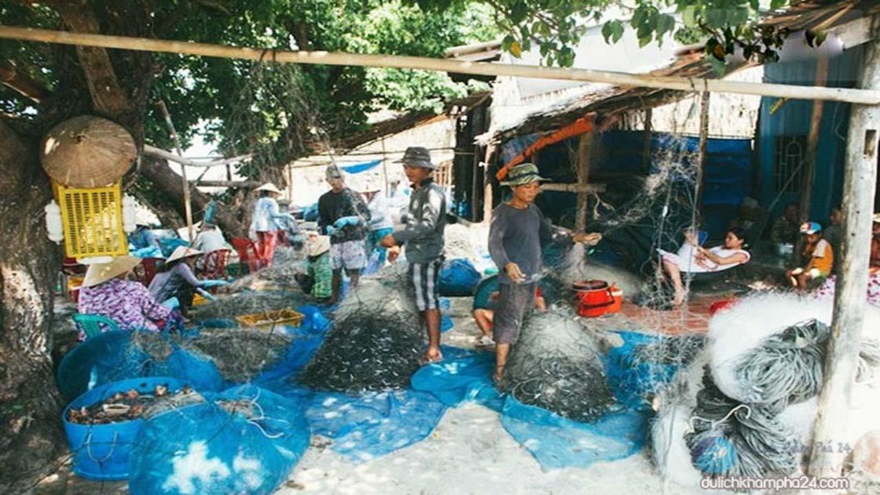 Du lịch Nam Du Kiên Giang