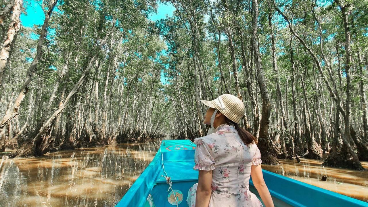 Du lịch rừng