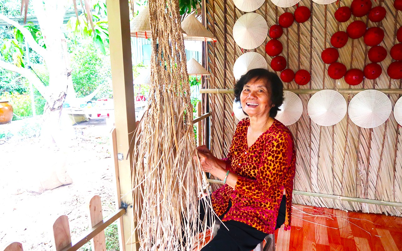 Land tour Cồn Sơn