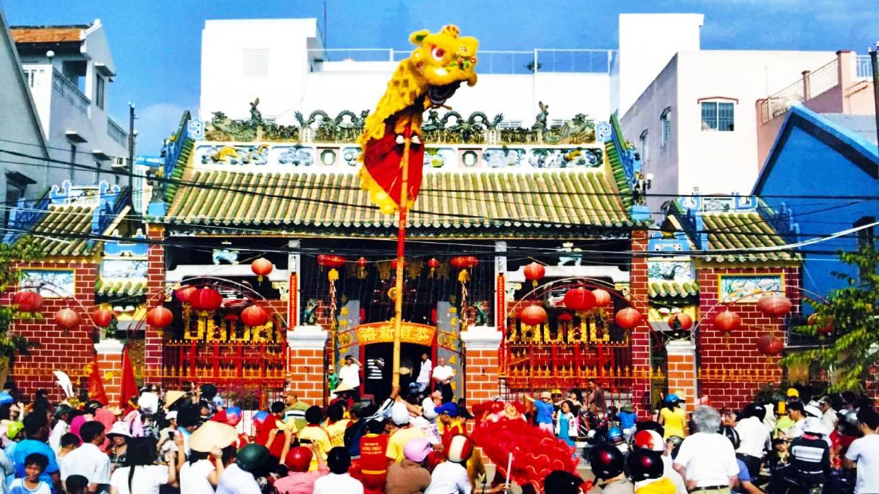 Lễ hội ở chùa Ông