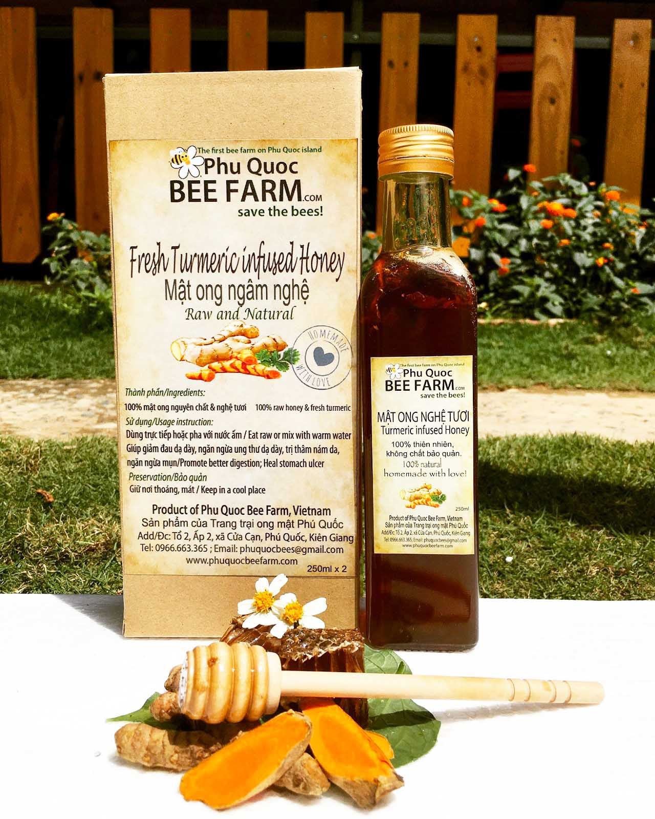 đặc sản mật ong phú quốc