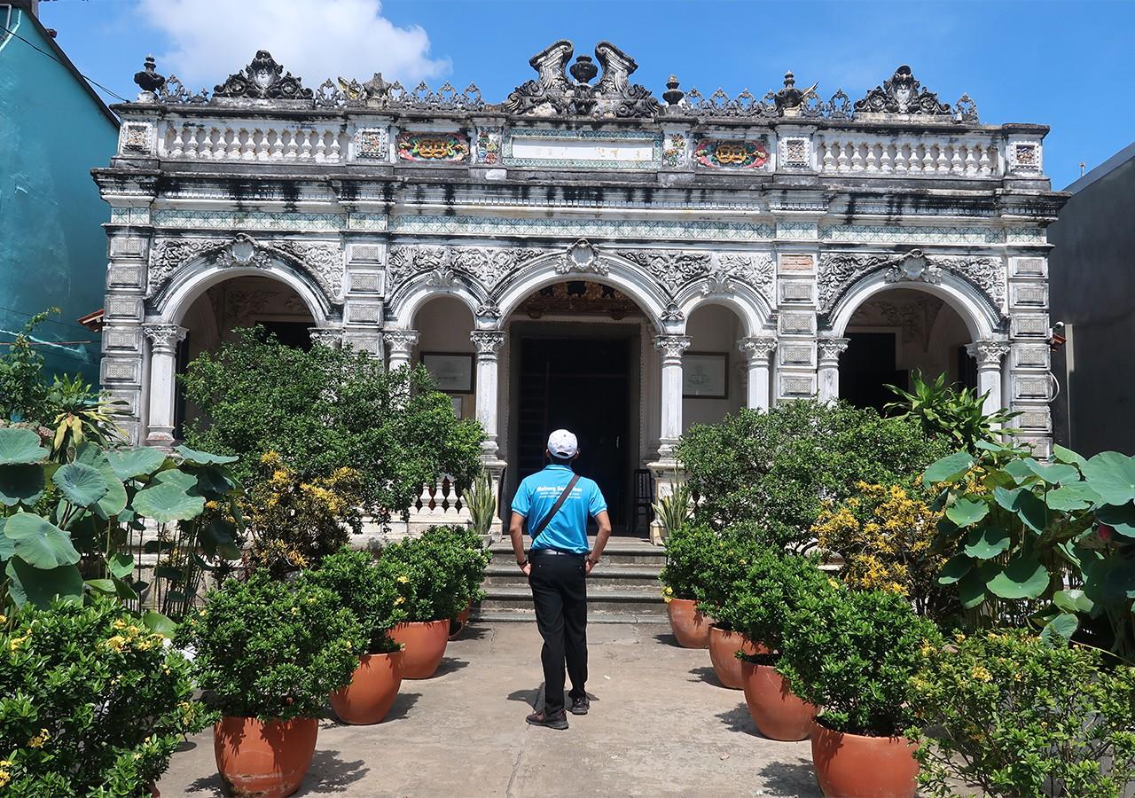 Check-in nhà cổ Huỳnh Thủy Lê tại Đồng Tháp