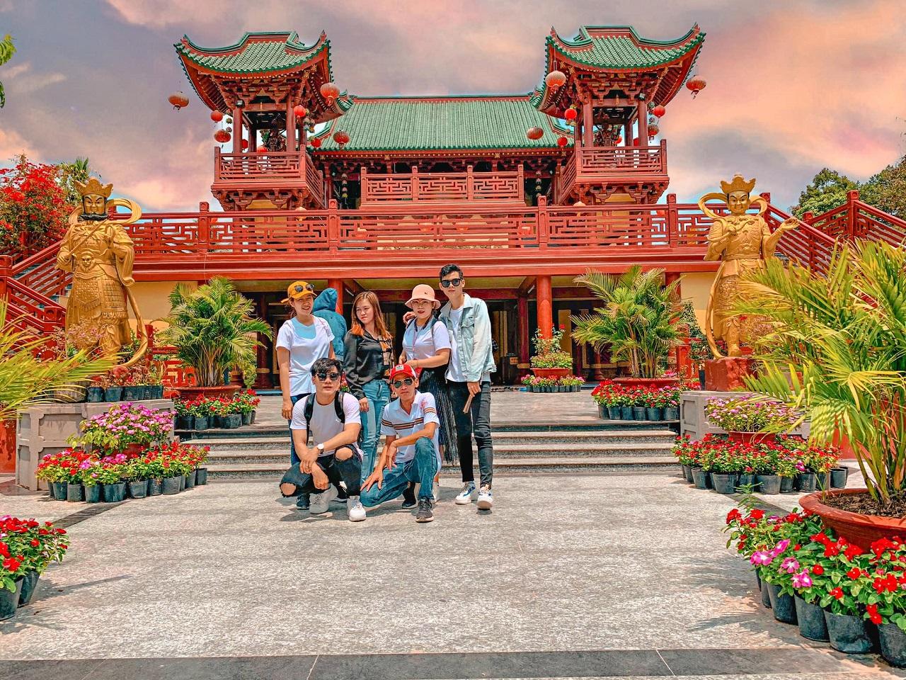 Những địa điểm vui chơi ở An Giang