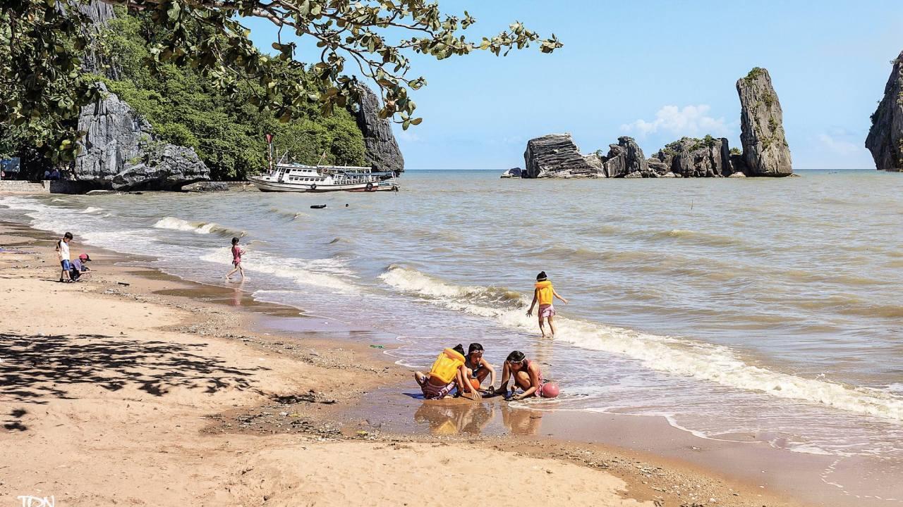 Quần đảo Bà Lụa Kiên Giang