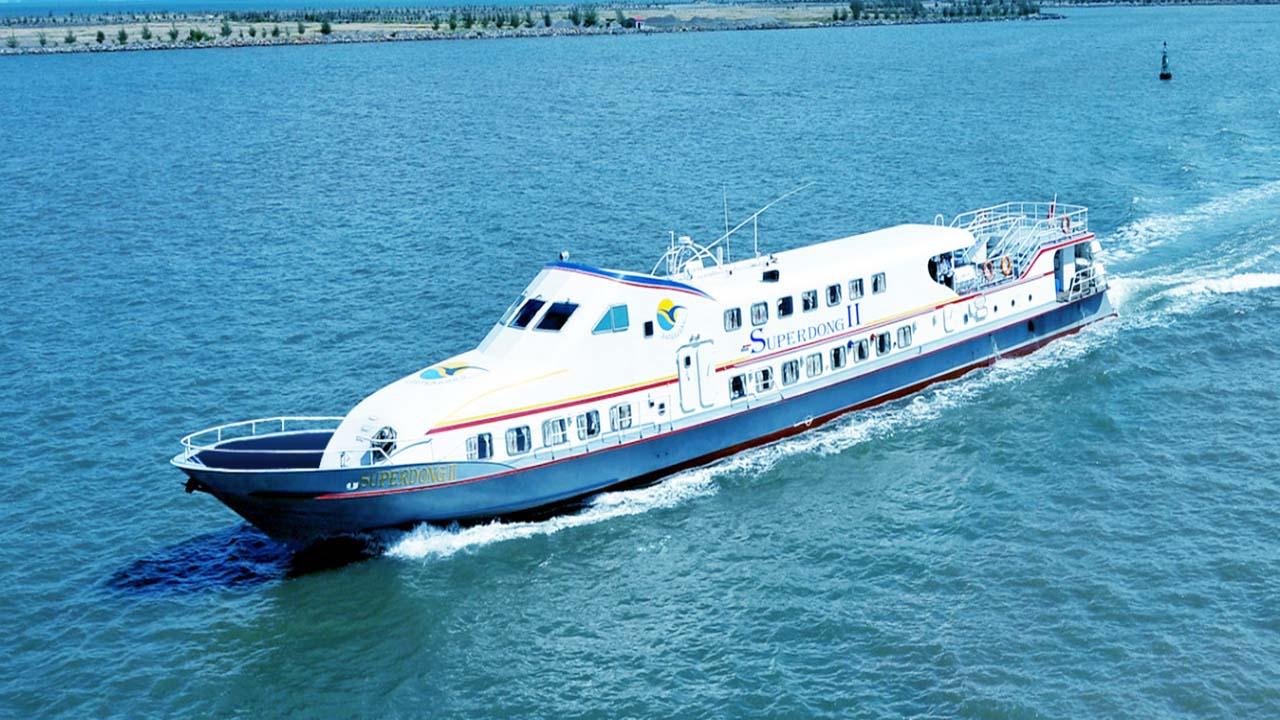 Tàu đi Nam Du