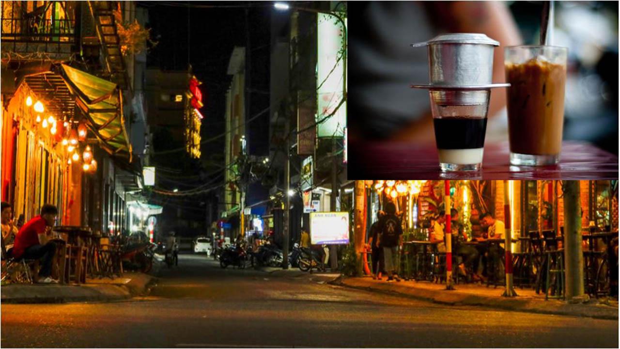 Cà phê đá vỉa hè là một trong những đặc sản của Cần Thơ
