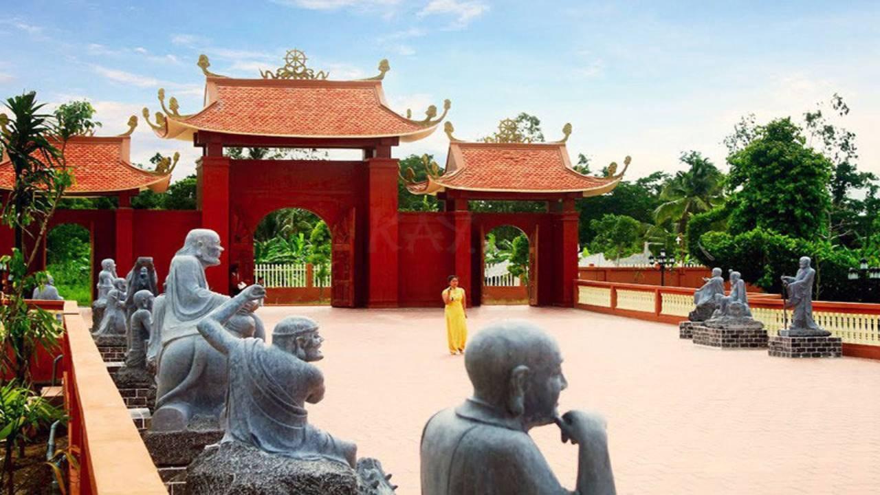 Thuyen Vien Truc Lam Can Tho