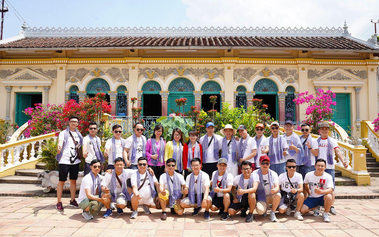 Tour đi Cần Thơ 2 ngày 1 đêm - Check in nhà cổ Bình Thủy