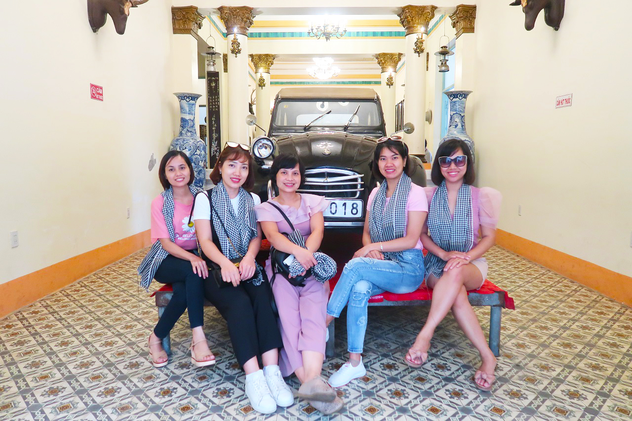 Check-in nhà công tử Bạc Liêu vang danh 1 thời - tour Cần Thơ Cà Mau 3 ngày 2 đêm