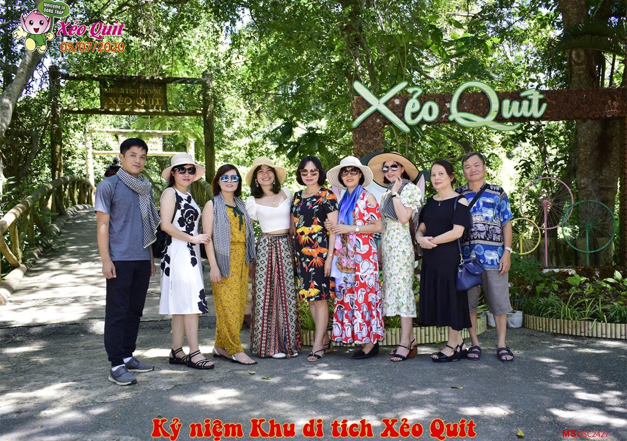 Tour Cần Thơ Đồng Tháp 1 ngày - Check-in Xẻo Quít