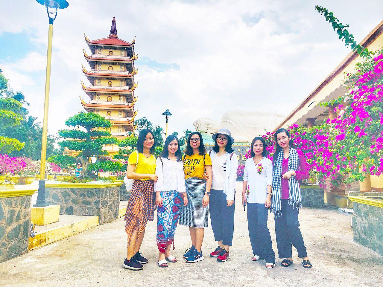 Tour Cần Thơ Tiền Giang Bến Tre 1 ngày