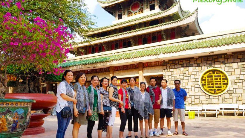Tour Châu Đốc 2 ngày 1 đêm