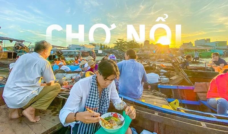Tour Choi Noi Cai Rang Ghep Doan Gia Re