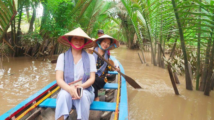 Tour du lịch Cồn Thới Sơn Tiền Giang