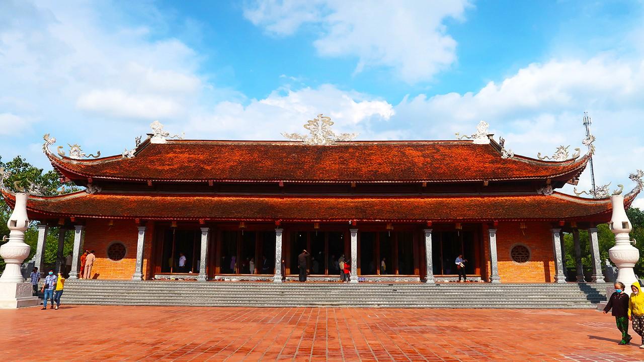Viếng Thiền viện Trúc Lâm Phương Nam