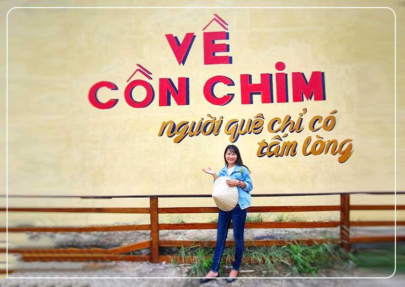 Tour du lịch Trà Vinh 1 ngày giá rẻ - Khám phá du lịch cộng đồng Tràm Chim