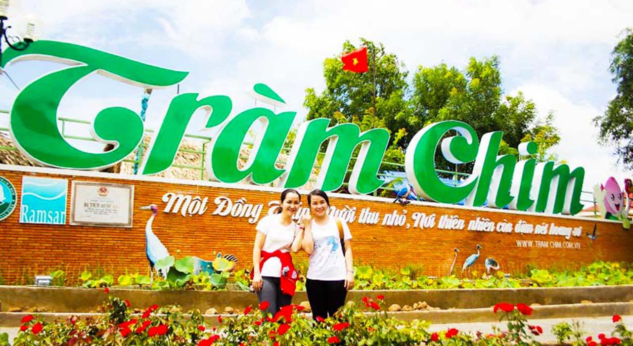 Tour Tràm Chim Đồng Tháp