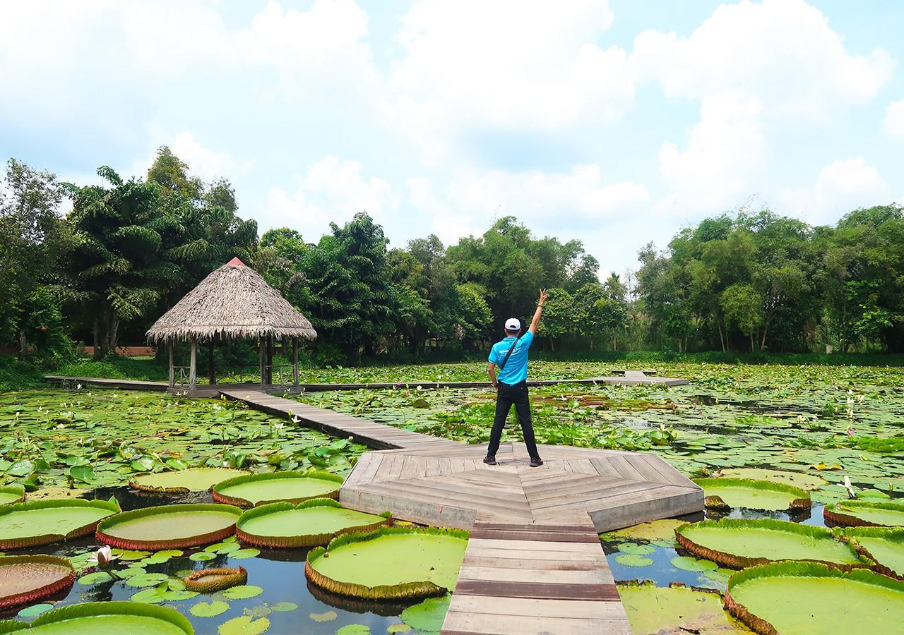 Tour du lịch Xẻo Quýt 1 ngày - Khám phá rừng Xẻo Quýt