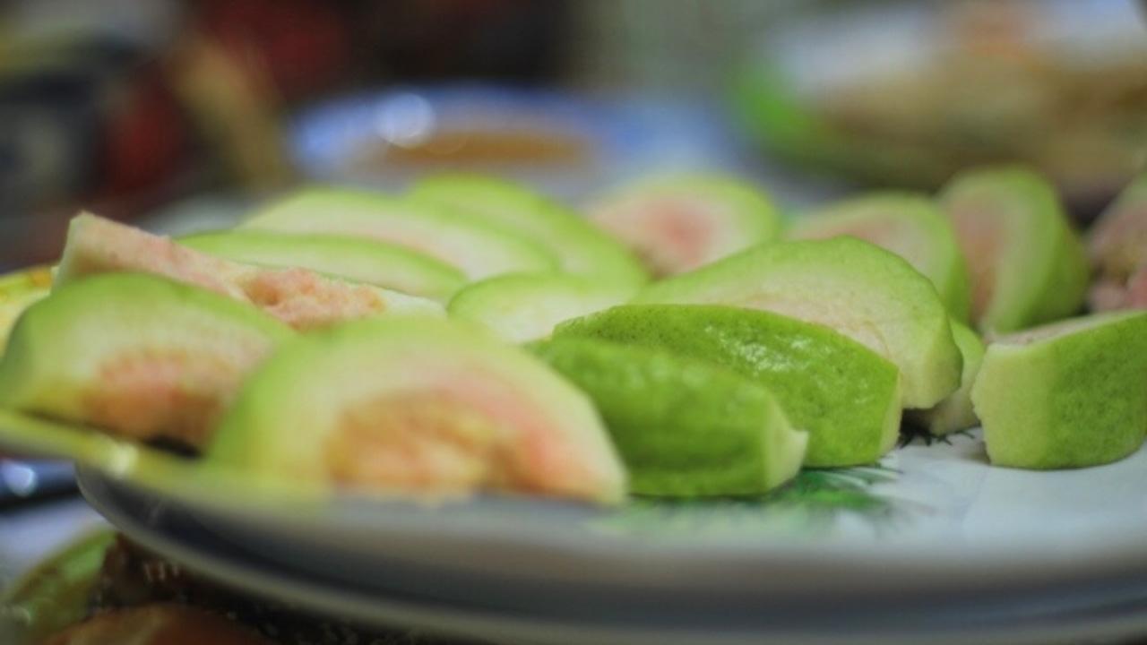 trái cây Cồn Sơn
