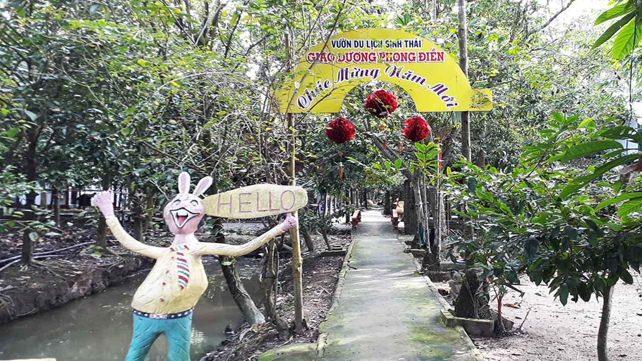 Vườn sinh thái Giáo Dương