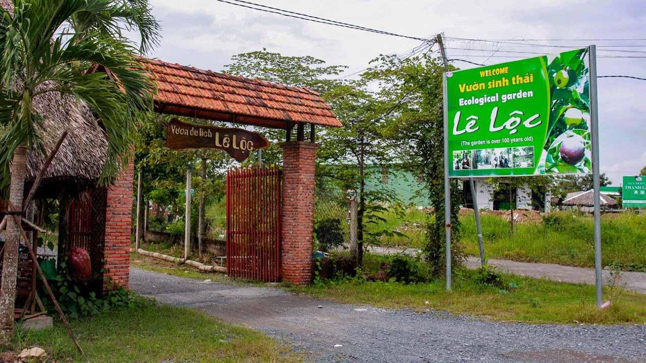 Vườn sinh thái Lê Lộc