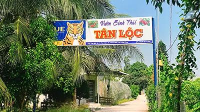 Vuon Sinh Thai Tan Loc
